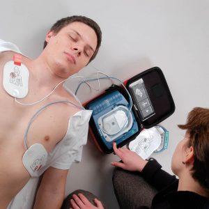 HeartStart HS1 AED (Laiendefibrillator)