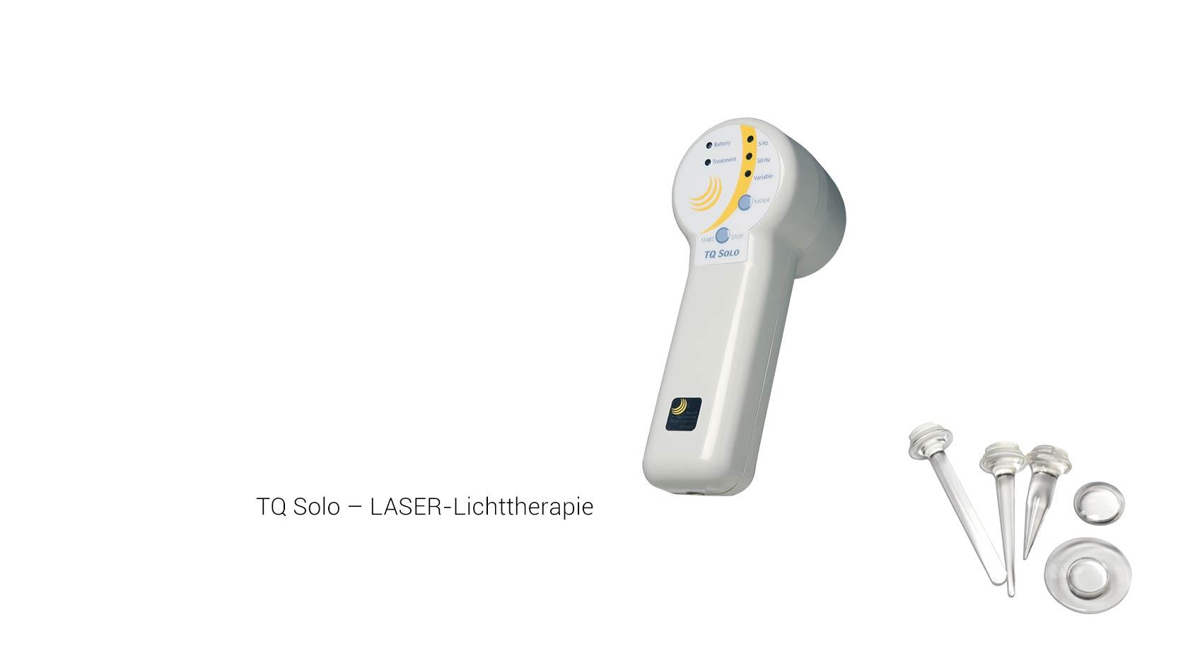 TQ-Solo-LASER-Lichttherapie