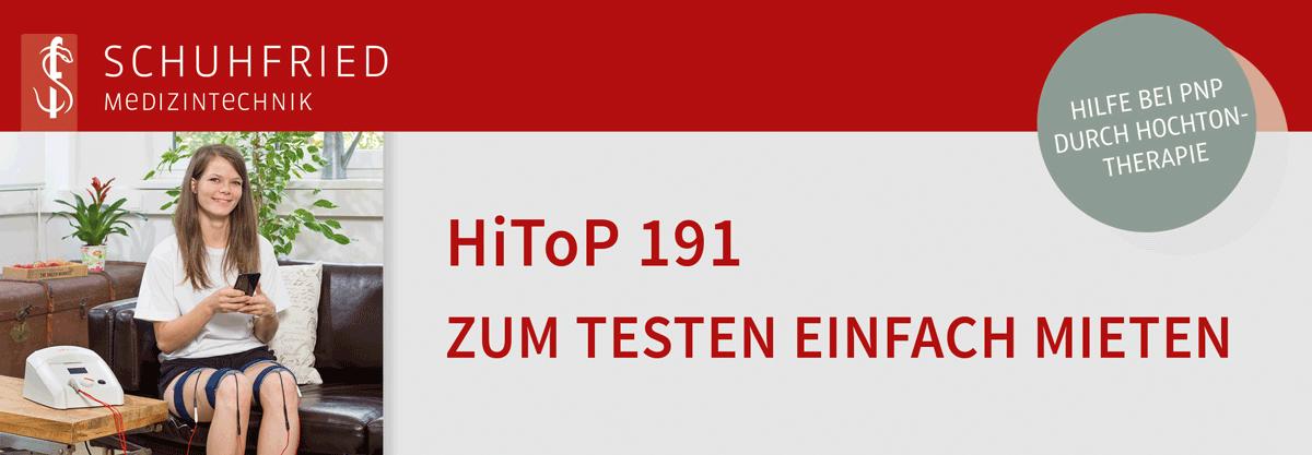 HiToP-Mieten
