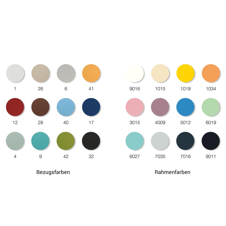 JORDAN-Therapieliegen-Bezugsfarben-Rahmenfarben-2020