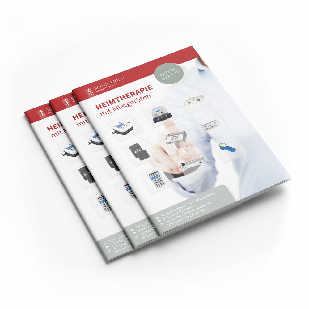 Heimtherapie-Schuhfried-Katalog